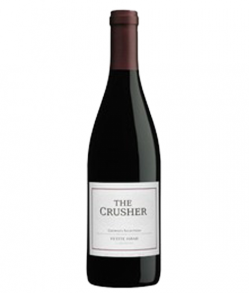 2017 The Crusher Petite Sirah 750ml