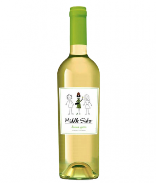 Middle Sister Pinot Grigio 750ml NV