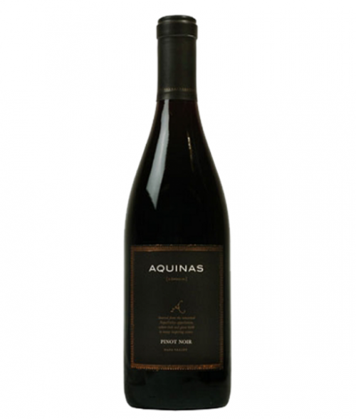 2017 Aquinas North Coast Pinot Noir 750Ml