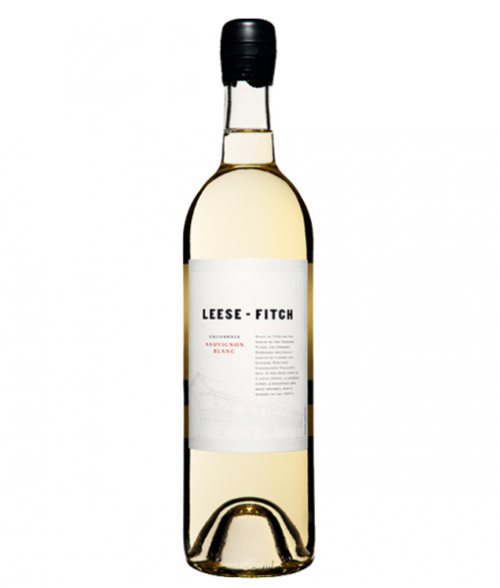 2018 Leese Fitch Sauvignon Blanc 750ml