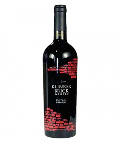 2016 Klinker Brick Old Vine Zinfandel 750ml