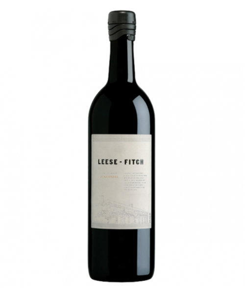 2017 Leese Fitch Zinfandel 750ml