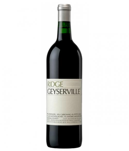 2017 Ridge Geyserville