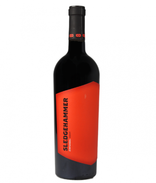 Sledgehammer Zinfandel NV 750Ml