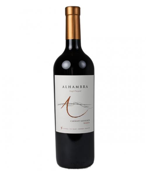 2018 Alhambra Reserva Cabernet Sauvignon 750ml