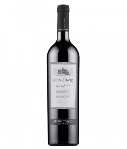 "2017 Michel Torino ""Don David"" Malbec Reserva 750ml"