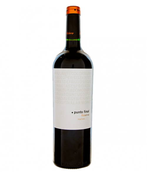 2016 Renacer Punto Final Reserva Malbec 750ml
