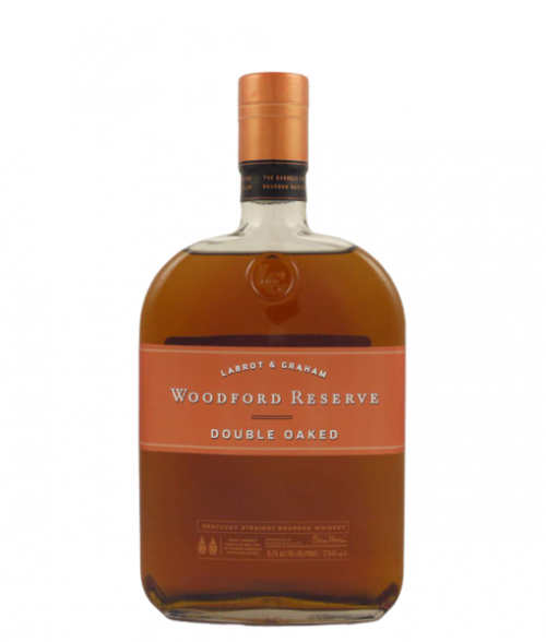 Woodford Reserve Double Oaked Bourbon 750ml