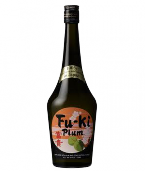 Fu-Ki Plum Wine 750ml NV