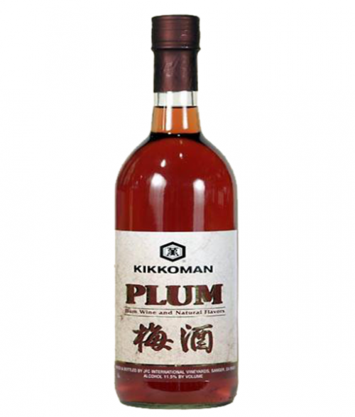 Kikkoman Plum Wine 750ml NV