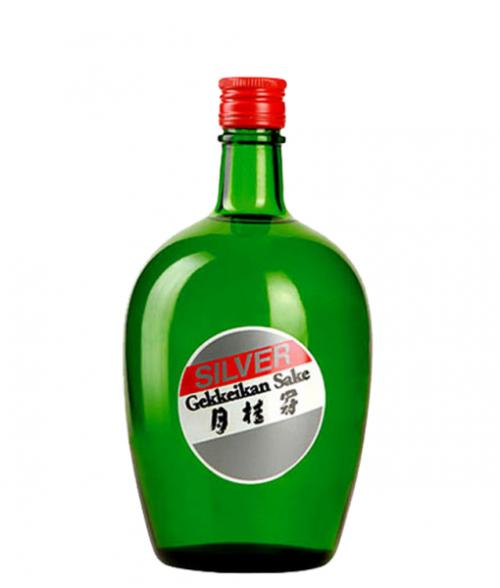 Gekkeikan Silver Sake 750Ml NV