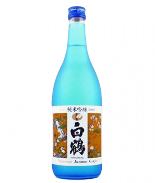 Hakutsuru Superior Junmai Ginjo 720ml NV