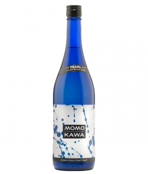 Momokawa Pearl Sake 750ml NV