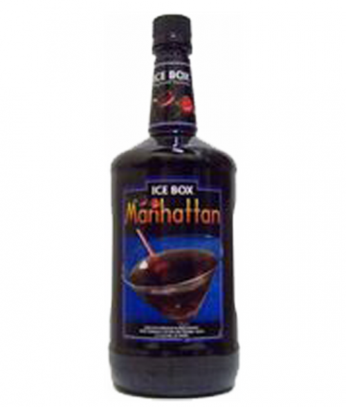 Ice Box Manhattan 1.75L