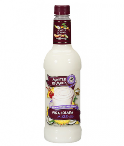Master Of Mixes Pina Colada 1L