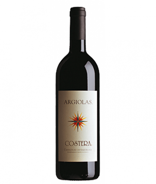 2019 Argiolas Costera 750ml