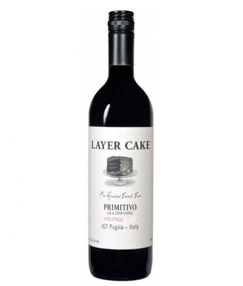 Layer Cake Primitivo 750ml NV