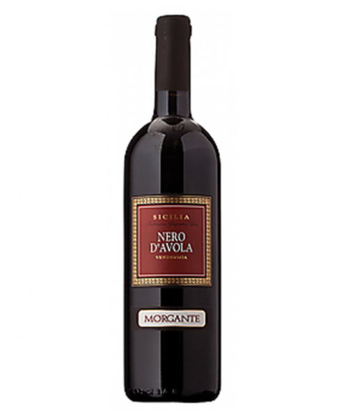 2016 Morgante Nero D'avola 750Ml