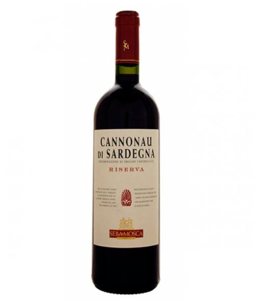 Sella & Mosca Cannonau Di Sardegna Riserva 750ml NV