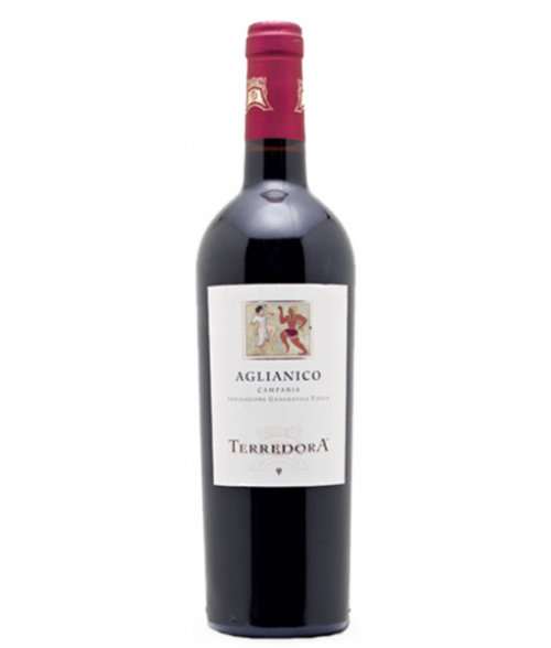 2017 Terredora Aglianico 750ml