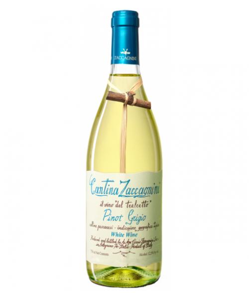 2018 Zaccagnini Pinot Grigio 750ml