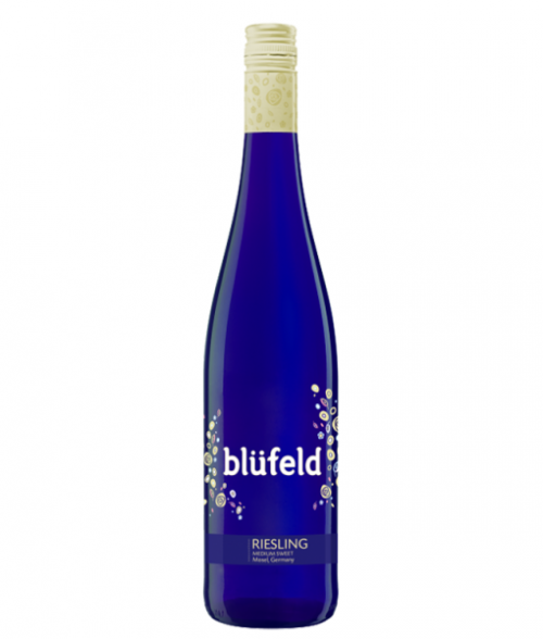 Blufeld Medium-Sweet Riesling 750ml NV