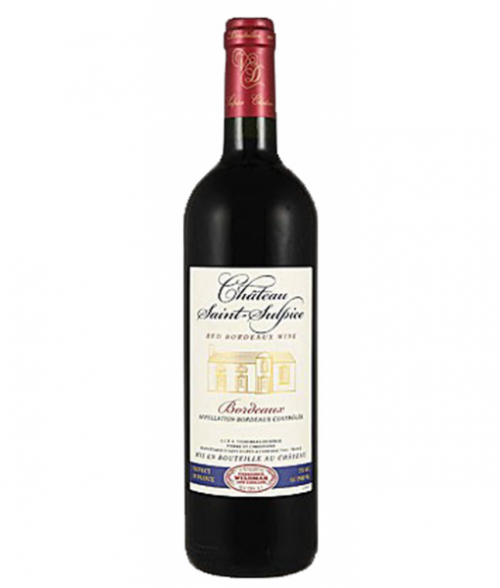2018 Chateau Saint Sulpice Bordeaux 750ml