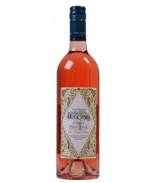 2018 Domaine Houchart Provence Rose 750Ml