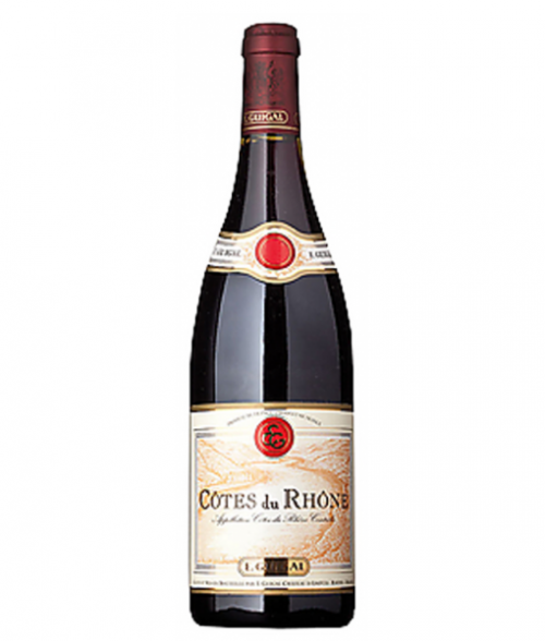 2017 E. Guigal Cotes Du Rhone Rouge 750ml