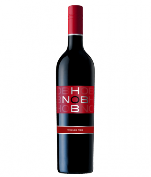 Hob Nob Wicked Red 750ml NV