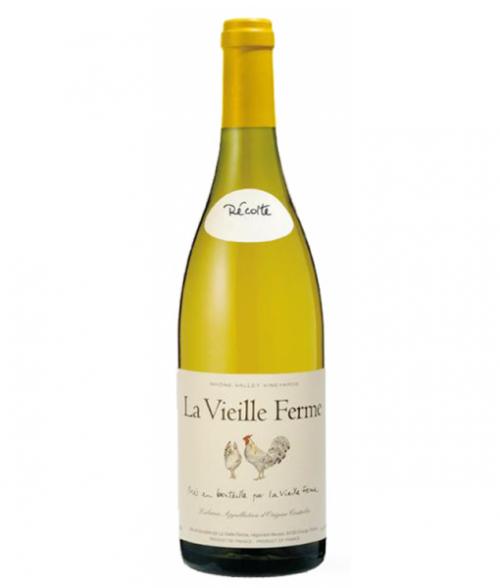 2018 La Vieille Ferme Cotes Du Luberon Blanc 750ml