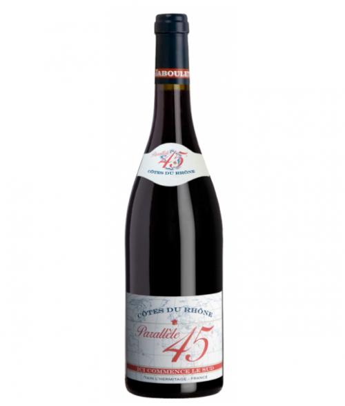 Jaboulet Parallele 45 Cotes Du Rhone Rouge Nv