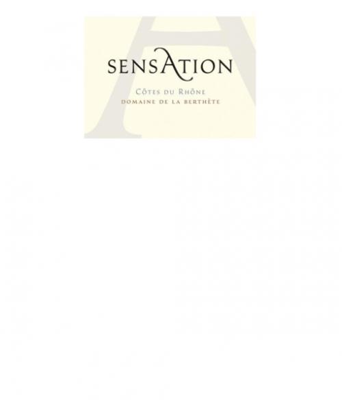 2015 Domaine De La Berthete Cotes Du Rhone Sensation 750ml