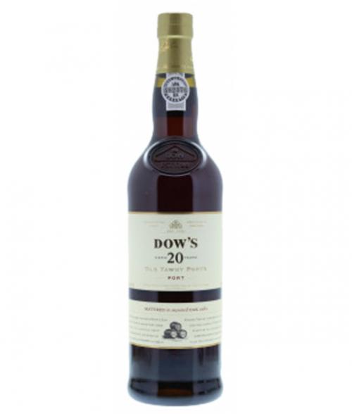 Dow's 20Yr Tawny Porto 750Ml
