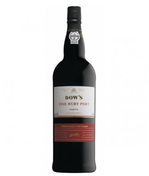 Dow's Fine Ruby Porto 750Ml NV