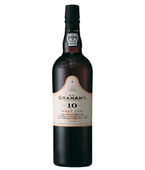 Graham's 10Yr Tawny Porto 750ml