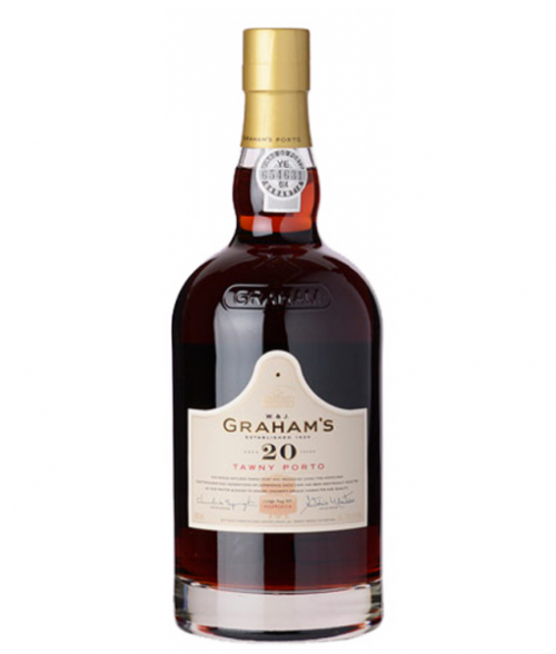Graham's 20Yr Tawny Porto 750ml