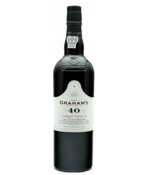 Graham's 40Yr Tawny Porto 750ml