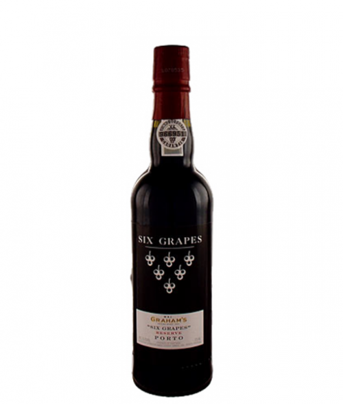 Graham's Six Grapes Porto 375ml NV