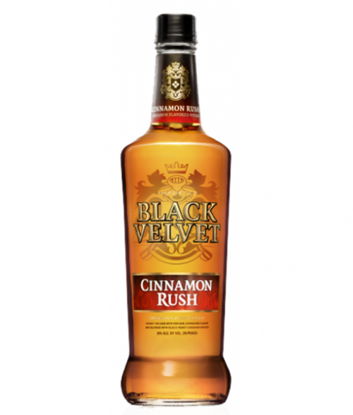 Black Velvet Cinnamon Rush 1L
