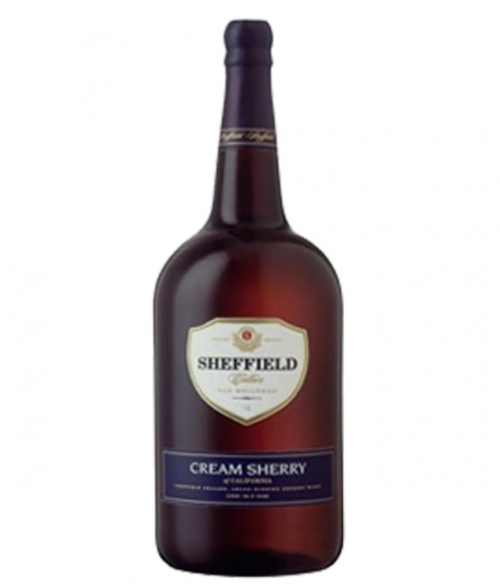 Sheffield Cream Sherry 1.5L NV