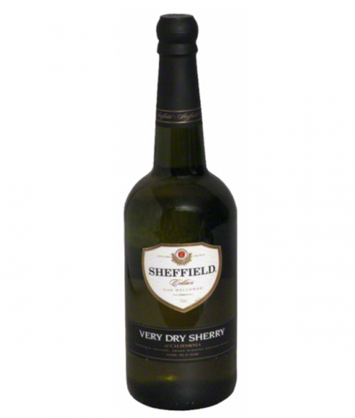 Sheffield Very Dry Sherry 750ml NV