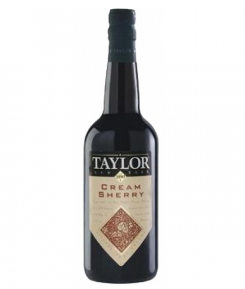 Taylor Cream Sherry Nv