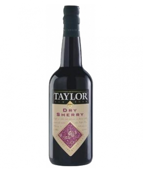 Taylor Dry Sherry 750ml NV