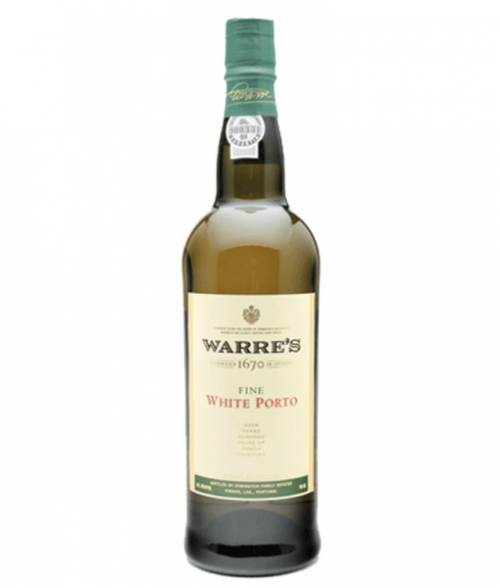 Warre's Fine White Porto 750Ml NV