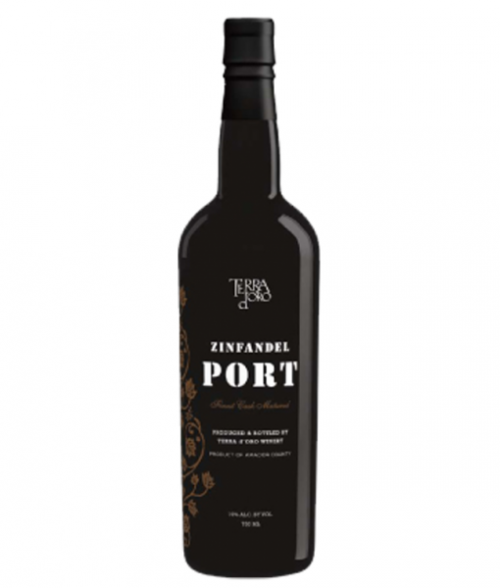 Terra D'oro Zinfandel Port 750ml NV