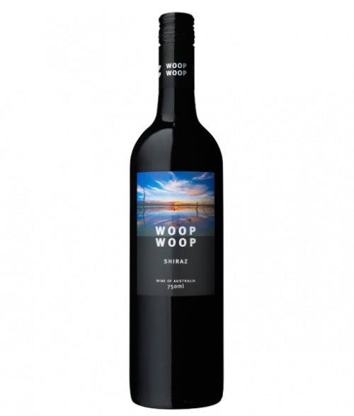 Woop Woop Shiraz 750ml NV