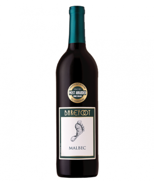 Barefoot Malbec 750Ml NV