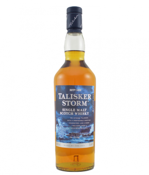 Talisker Storm Single Malt Scotch 750ml