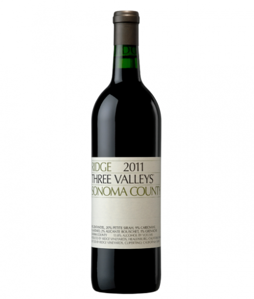 2016 Ridge Three Valleys